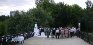 Wedding time in Ekaterinburg